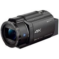 SONY デジタルビデオカメラ ハンディカム FDR-AX45(B)