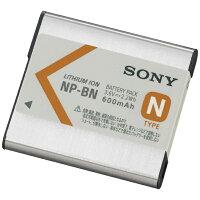 SONY リチャージャブルバッテリーパック NP-BN