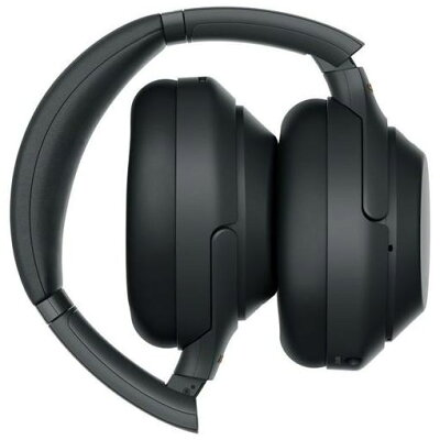 ソニー ワイヤレスステレオヘッドセット WH-1000XM3 ブラック(1コ入)