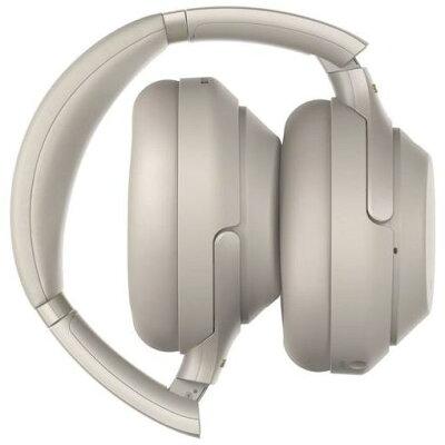 ソニー ワイヤレスステレオヘッドセット WH-1000XM3 プラチナシルバー(1コ入)