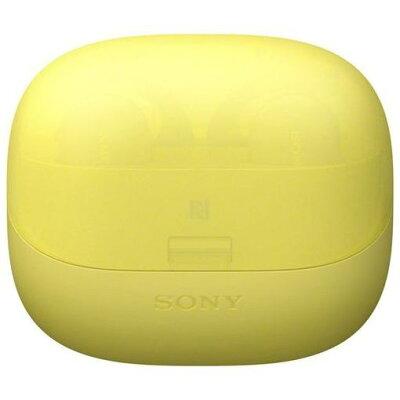 ソニー ワイヤレスステレオヘッドセット WF-SP900 イエロー(1コ入)