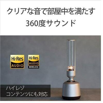SONY  グラスサウンドスピーカー LSPX-S2