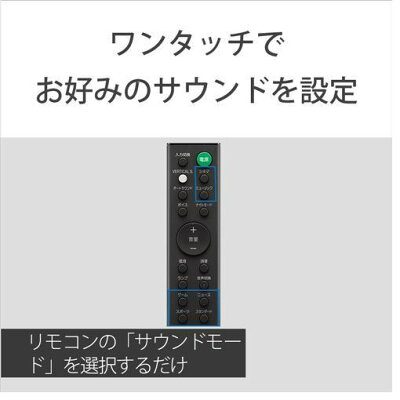 SONY サウンドバー 2.1ch HT-X8500