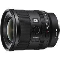 SONY 交換レンズ FE 20F1.8 G