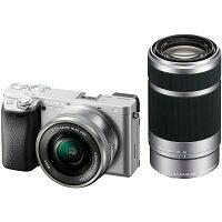 SONY デジタル一眼カメラ α6400 ILCE-6400Y(S)
