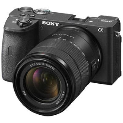 SONY ミラーレス一眼カメラ ILCE-6600 ILCE-6600M