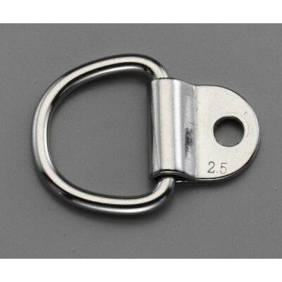 ESCO エスコ その他の工具 21.8mmウォール金具 ステンレス製