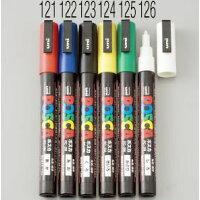 EA765MK-124 細字マーキングペン EA765MK124