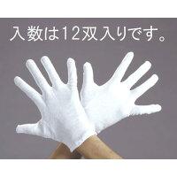 ESCO エスコ その他の工具 M 綿手袋 12双