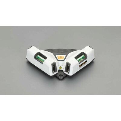 エスコ レーザーライン(90゜ライン) EA780BA-12A