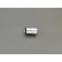 """ESCO 1/2""""sqx23mm ソケット(12角) EA687CS-223"""