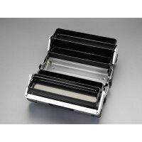 エスコ 440x233x230mm 両開工具箱 EA504AD-1