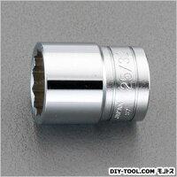 """エスコ 1/2""""sqx31/32"""" ソケット(十二角) EA618RL-115"""