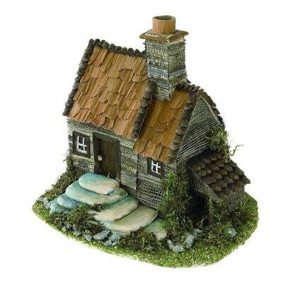 デコレーション ガーデニング ミニチュア インテリア ガーデン オーナメント 置物 ハウス かわいい デコ おしゃれ NATURAL DECOR HOUSE NO.5