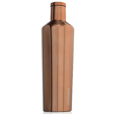 Canteen Copper Steel Pink Turquoise White Matte Black 25oz