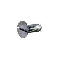 鉄/生地 - サラ小ねじM14 × 30