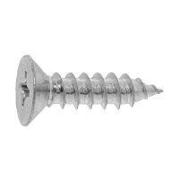 鉄 ステンめっき + サラタッピング 1種A形 M2.3 × 14