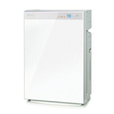 ダイキン 空気清浄機 加湿機能付 MCK70WKS-W ホワイト
