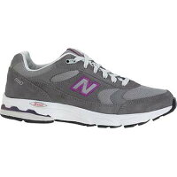 NewBalance/ニューバランス WW8804E-GV PERFORMANCE/FITNESS WALKING[グレーXバイオレット](22.0)