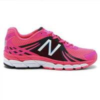 ニューバランス ロード ランニング シューズ W760GP1D PERFORMANCE RUNNING (グレー/ピンク)