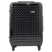 ドットドロップス DOT-DROPS スーツケース 12125PCK BK ブラック アートモデル