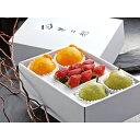 三冬果 イチゴ、でこぽん、ラ・フランス3種 2682-65お歳暮、、産地