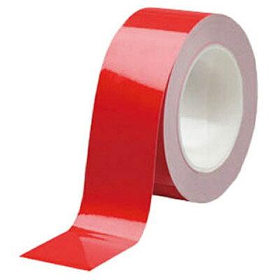 ミドリ安全 ミドリ安全 ベルデビバハードテープ 赤 50mmX20m VHT-50-R