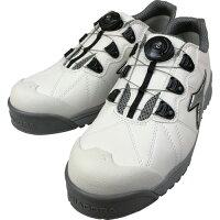 DIADORA/ディアドラ 安全靴 FINCH フィンチ WHT+SLV+WHT 25.5 FC-1