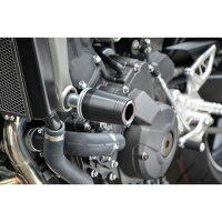 アグラス AGRAS レーシングスライダー ロゴ無 フレームタイプ ジュラコン ホワイト φ50 MT-09 14 342-273-000