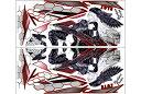 YZF-R3 PLOT デカールキット ヴァルキリー カラー:レッド