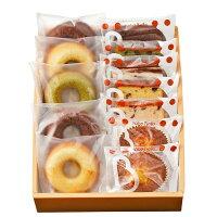 ドウシシャ 神戸ベル 焼きドーナツ&お菓子 M D20-5
