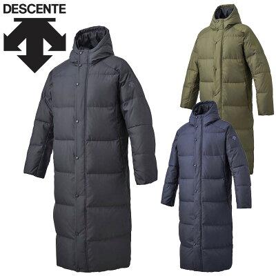 デサント DESCENTE メンズ ロングダウンコート/2018~19年モデル DMMMJC43/アウター
