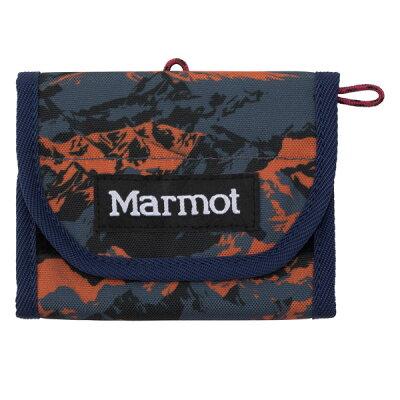 マーモット Marmot 財布 プリント ウォレット PRINT WALLET ABR アーベントロート TOAMJA24