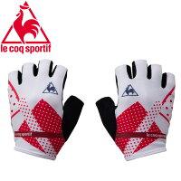 ルコック ドットプリントグローブ Dot Print Glove QCCNGD03-WHT