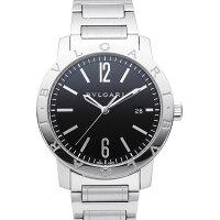 ブルガリ BVLGARI ブルガリブルガリ ブラック メンズ BB41BSSD 腕時計