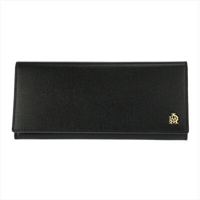 ダンヒル 財布 長財布 L2S810A ブラック ベルグレイヴ メンズ DUNHILL ダンヒルの財布