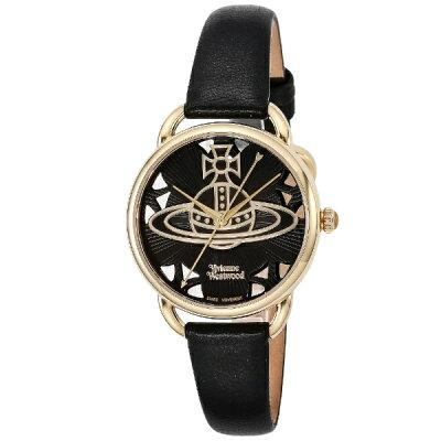 ヴィヴィアンウェストウッド  VV163BKBK LEADENHALL 腕時計レディース