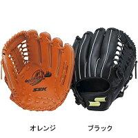 エスエスケイ ANG110-35オレンジ L(右投げ)