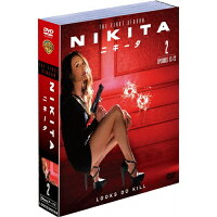 NIKITA/ニキータ〈ファースト・シーズン〉 セット2/DVD/1000416092