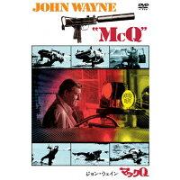 ジョン・ウェイン マックQ/DVD/1000419042