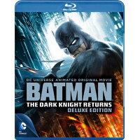 【初回限定生産】バットマン:ダークナイト リターンズ スペシャル・バリューパック/Blu-ray Disc/1000500687