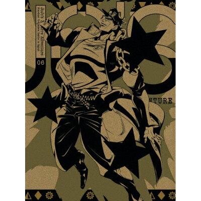 ジョジョの奇妙な冒険 スターダストクルセイダース エジプト編 Vol.6〈初回生産限定版〉/DVD/1000505068