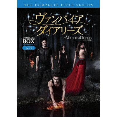 ヴァンパイア・ダイアリーズ〈フィフス・シーズン〉 コンプリート・ボックス/Blu-ray Disc/1000513323