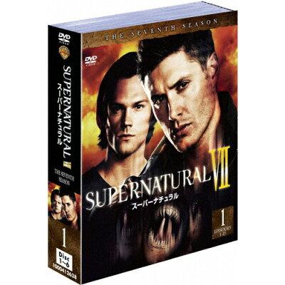 SUPERNATURAL VII〈セブンス・シーズン〉セット1/DVD/1000519575