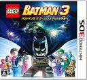 レゴ バットマン3 ザ・ゲーム ゴッサムから宇宙へ/3DS/CTRPBTMJ/A 全年齢対象