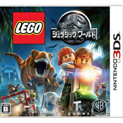 レゴ ジュラシック・ワールド/3DS/CTRPBLJJ/B 12才以上対象