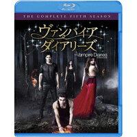 ヴァンパイア・ダイアリーズ〈フィフス・シーズン〉 コンプリート・セット/Blu-ray Disc/1000620881