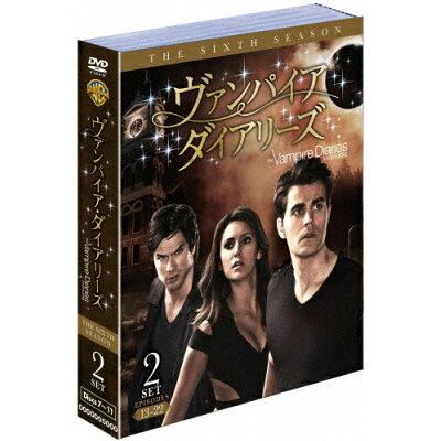 ヴァンパイア・ダイアリーズ〈シックス・シーズン〉 セット2/DVD/1000620890