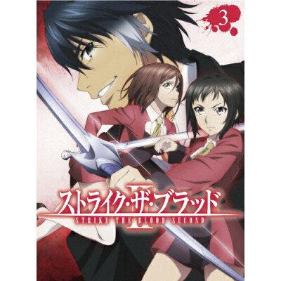 ストライク・ザ・ブラッド II OVA Vol.3<初回仕様版>/DVD/1000631117