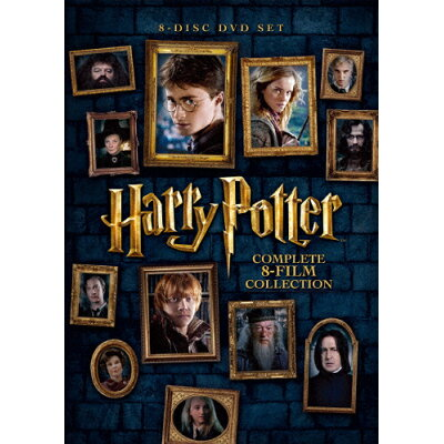 ハリー・ポッター 8-Film DVDセット/DVD/1000638985